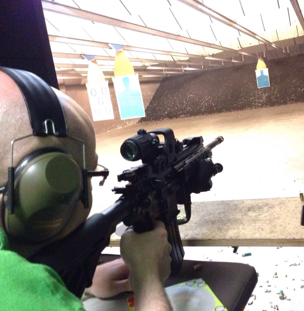 Stone Hart's Gun Club & Indoor Shooting Range Miami