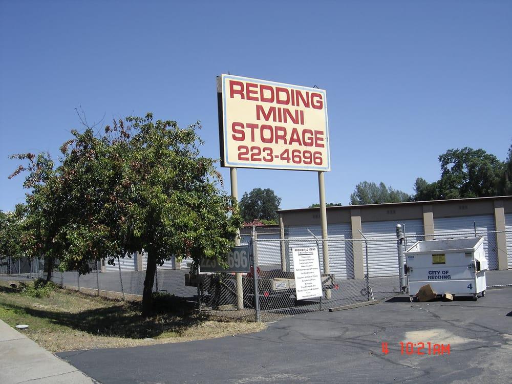 Redding Mini Storage Self Storage Storage Units 1865 & Storage Units Redding Ca - Listitdallas