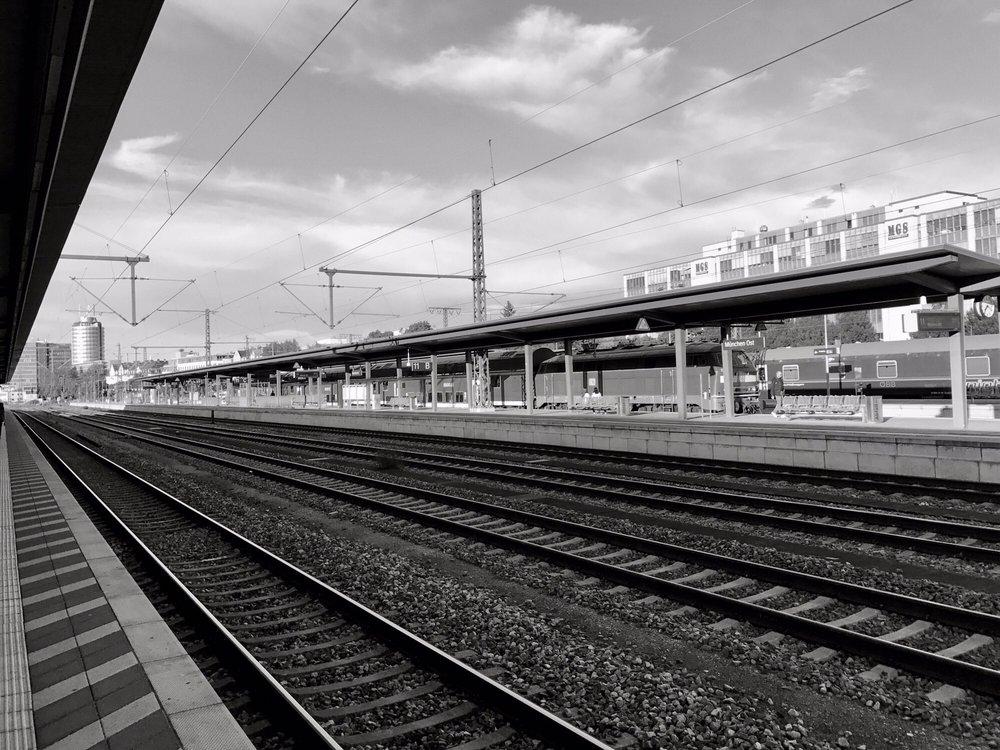Bahnhof Ostbahnhof München