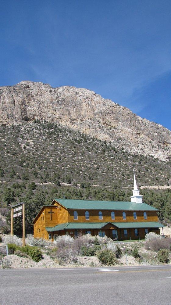 Spring Mountain National Recreation Area: 2525 Kyle Canyon Rd, Las Vegas, NV