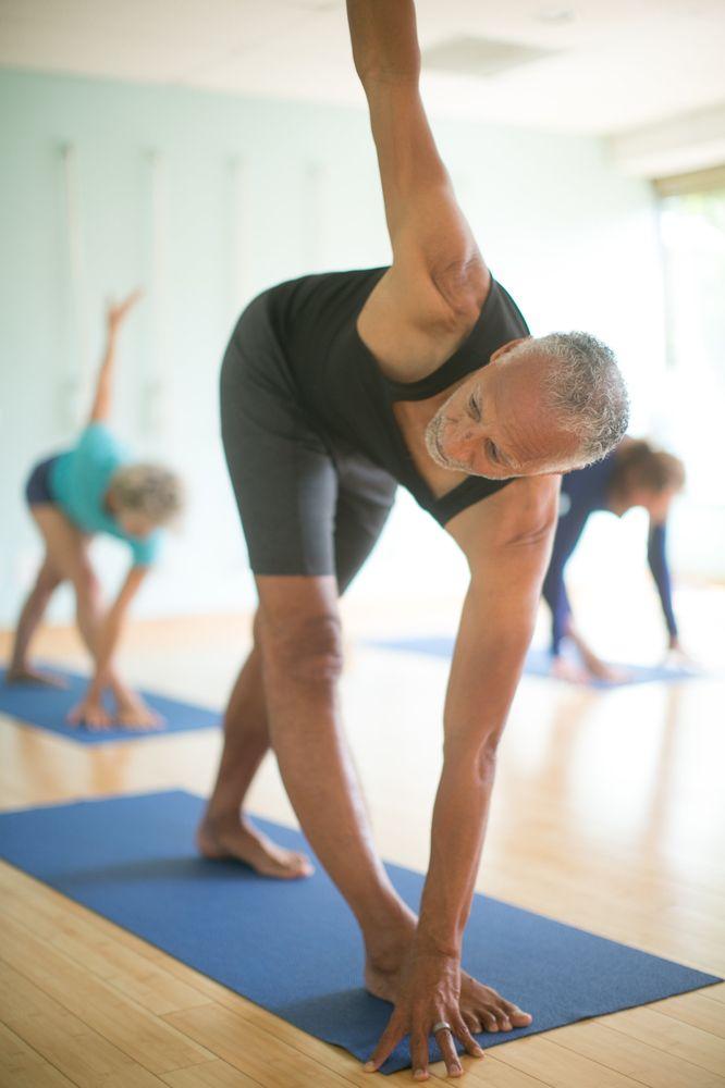 Yoga Upstairs