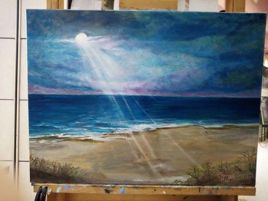 Paintings By Karen Pellegrino Art Galleries 12125 Hwy 17
