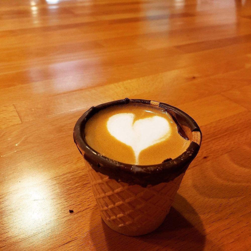 Firehouse Coffee Prescott: 120 W Gurley St, Prescott, AZ