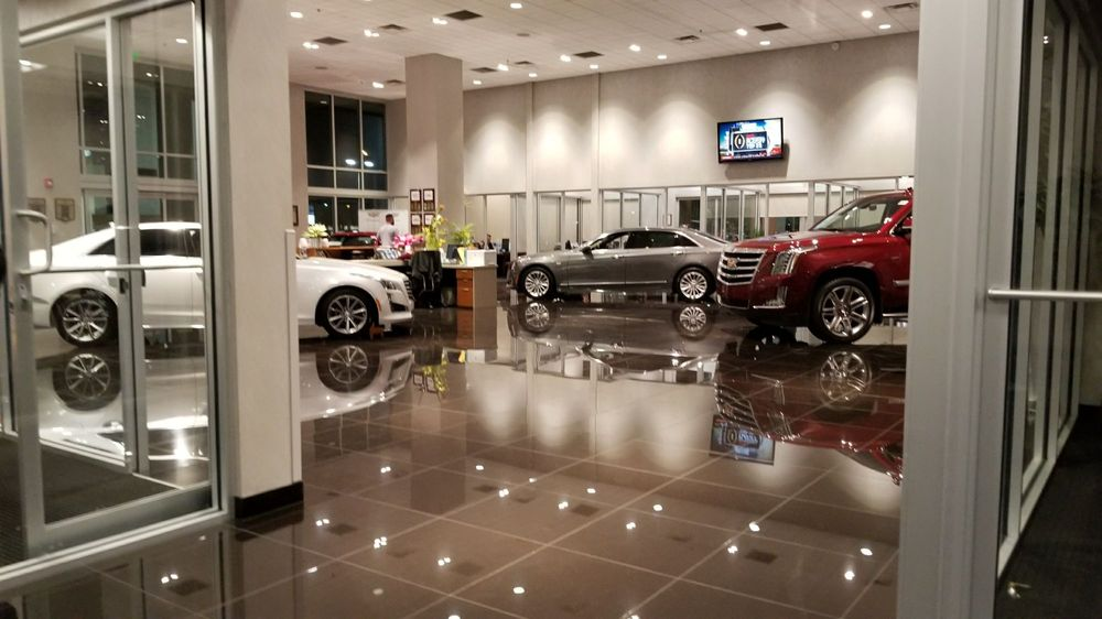 Photos For Ed Morse Cadillac Brandon Yelp
