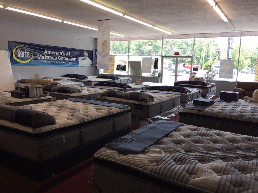 Nalley's Mattress & Sofa Center: 6335 Calhoun Memorial Hwy, Easley, SC
