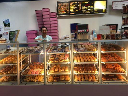 Golden Donut 863 Oak Park Blvd Pismo Beach Ca Bakeries Mapquest