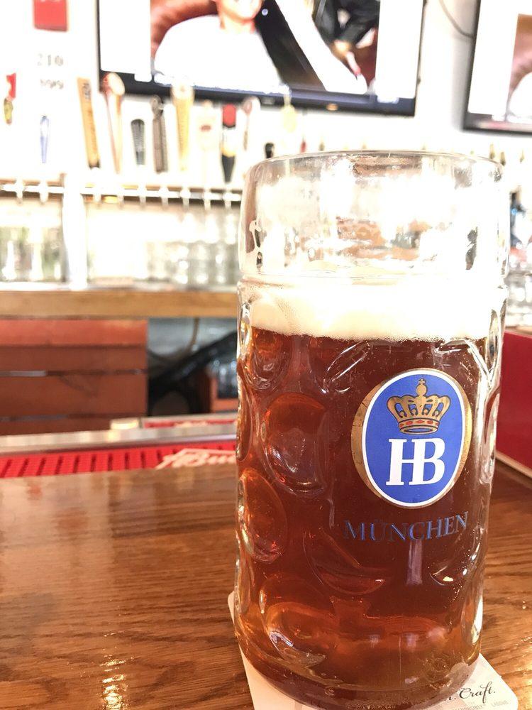 The Brig Beergarden: 1007 8th St SE, Washington, DC, DC
