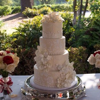 Photo Of Cake Studio Los Angeles Ca United States Heavenly Wedding
