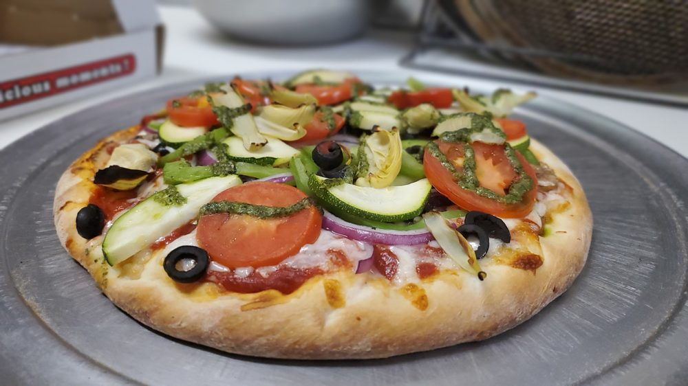 Papi's Pizza Roma: 10616 San Pablo Ave, El Cerrito, CA