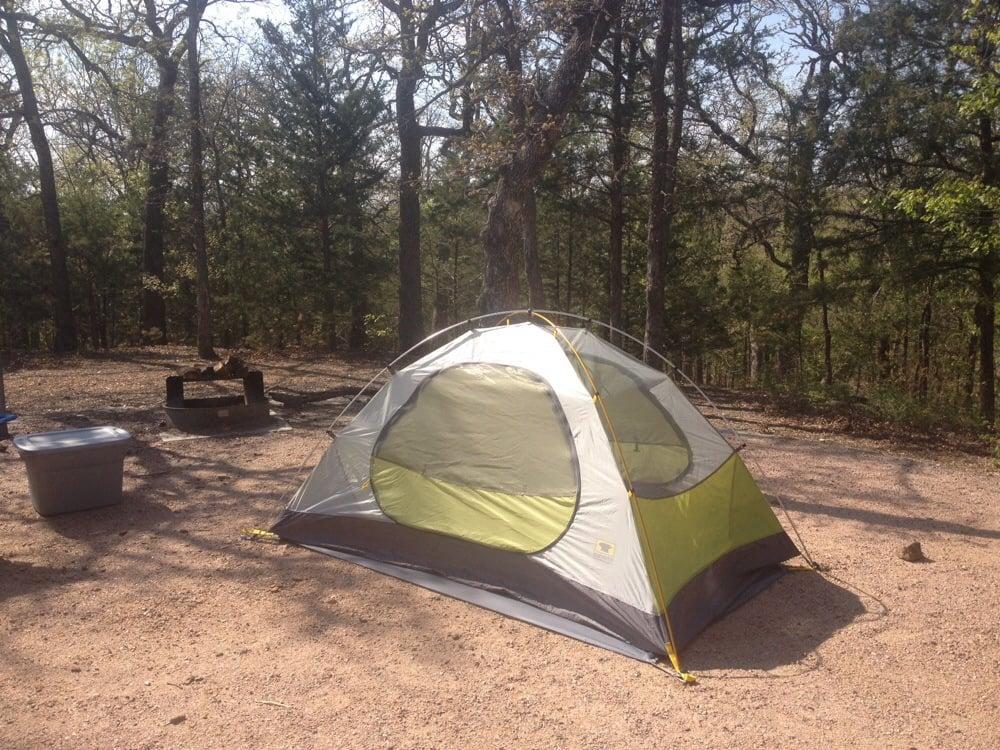 Buckhorn C Loop: Chickasaw National Park, Sulphur, OK