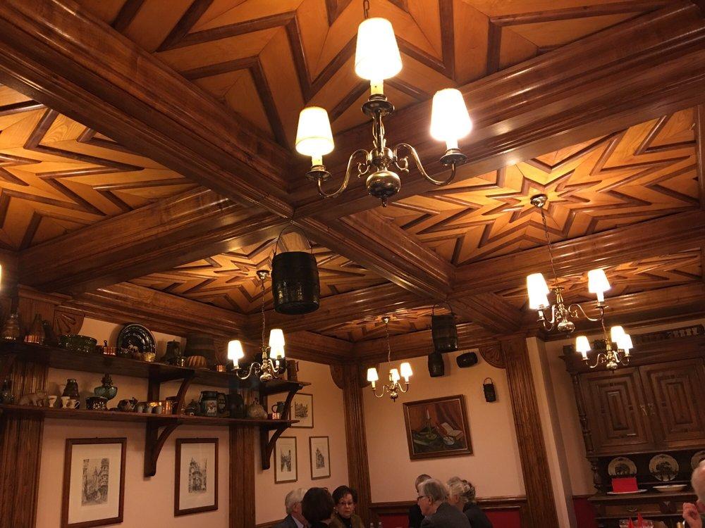 Maison rouge 39 photos 33 reviews french 9 rue des for Restaurant la maison rouge colmar
