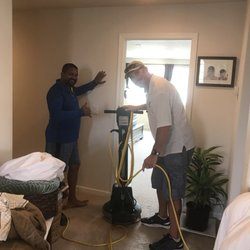 Photo of Heaven's Best Carpet Cleaning - Fairfied, CA, United States. This guy