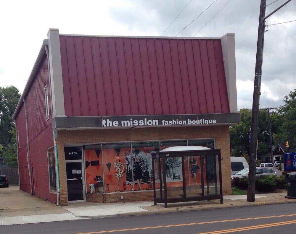 The Mission Boutique