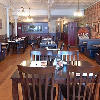 Photo Of Blue Naples Pizza Italian Restaurant Madison Nc United States Ious