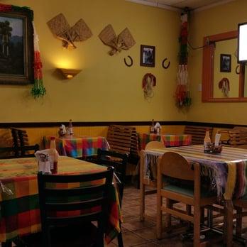 Photo Of El Tapatio Restaurant Muskegon Mi United States Interior 3