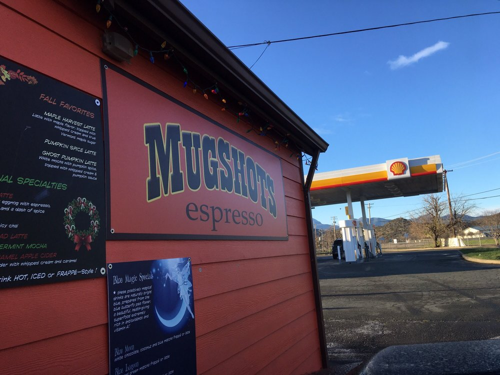 Mugshots espresso Drive-Thru: 18696 Putah Ln, Hidden Valley Lake, CA
