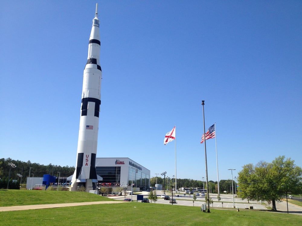 03-26-12; US Space & Rocket Center, Huntsville AL [Saturn ...
