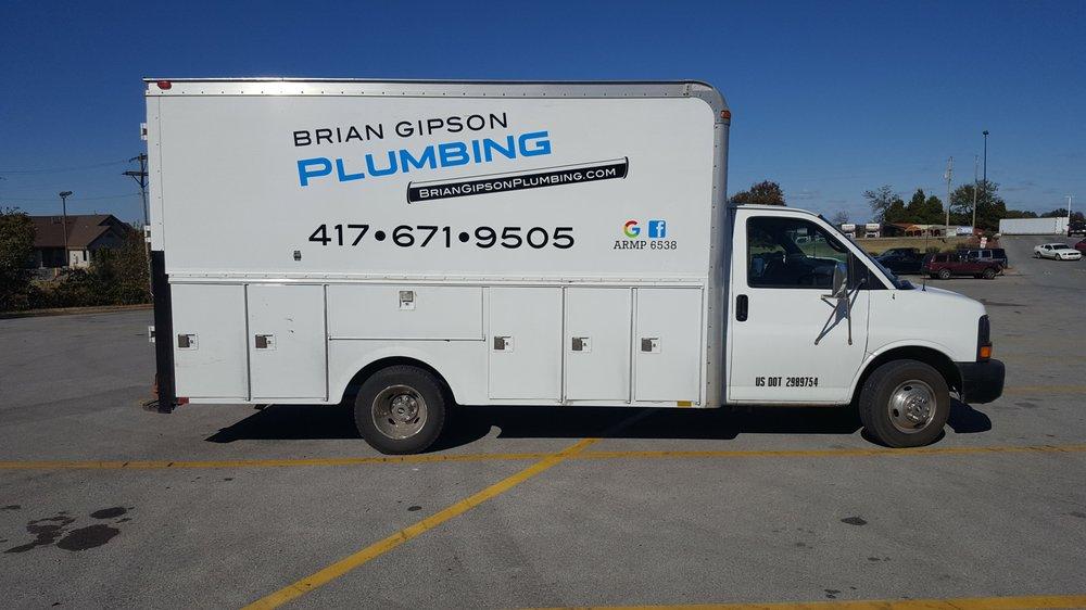 Brian Gipson Plumbing: Golden, MO