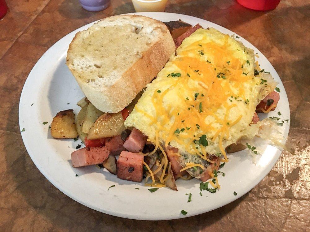 The Garnet Cafe: 315 E Walnut Ave, Coeur d'Alene, ID