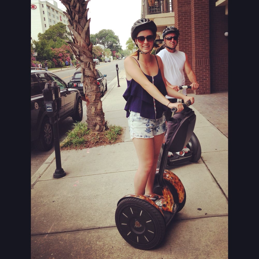Cape Fear Segway