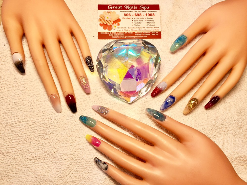 Great Nails & Spa - 106 Photos & 27 Reviews - Nail Salons - 5903 ...