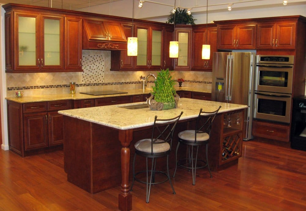 Lovely Photo Of KZ Kitchen Cabinet U0026 Stone   San Jose, CA, United States. Home Design Ideas