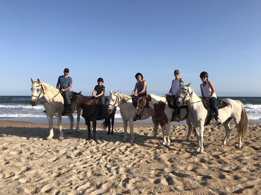 Equine Adventures: 52193 Piney Ridge Rd, Buxton, NC