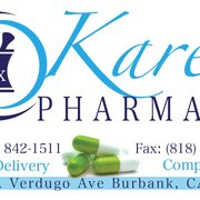 Karen pharmacy 26 reviews pharmacy 1730 w verdugo ave burbank hood area photo of karen pharmacy burbank ca united states business card reheart Image collections