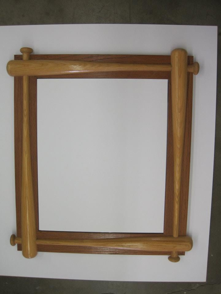 Photo Of Unique Picture Framing Glendale Ca United States Handmade Baseball Bat