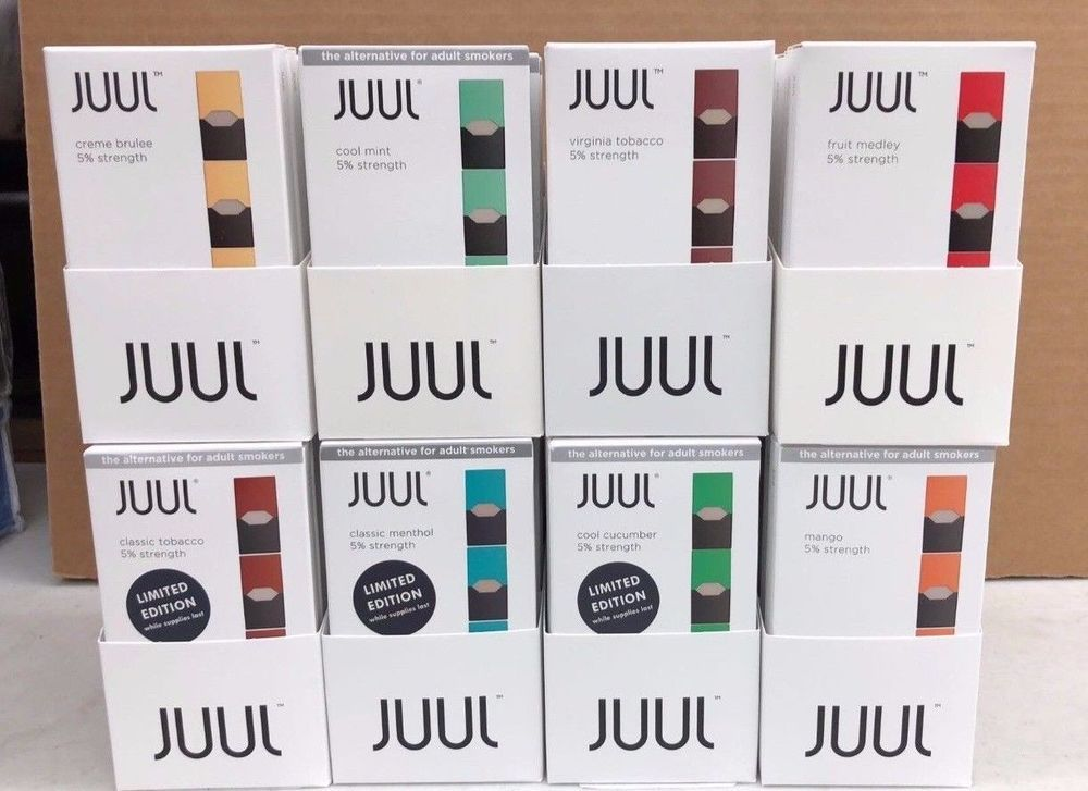 Juul Pods Near Me - 0425