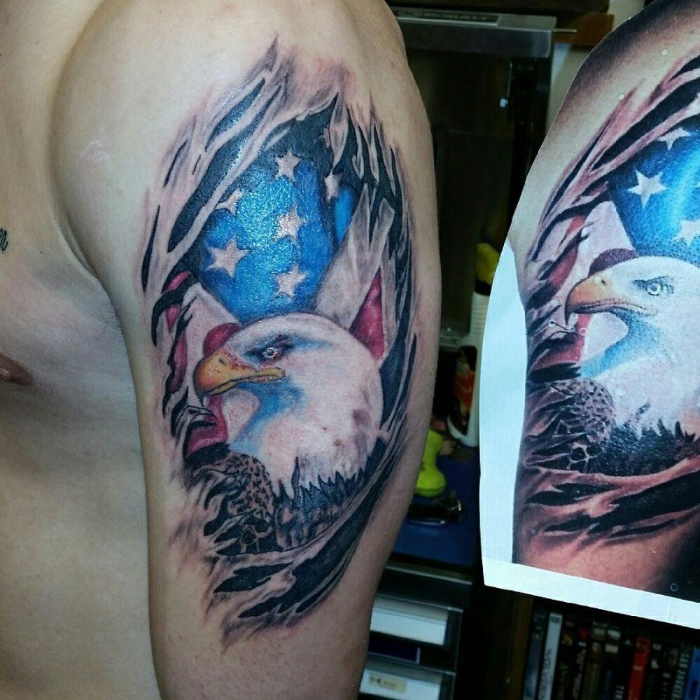 Spirit Art Tattoos II: 839 State St, Watertown, NY
