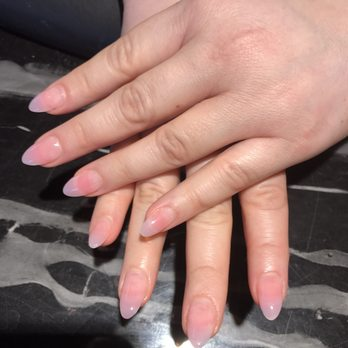 Photo Of Michelle S Nail Spa Gilroy Ca United States Almond Shape