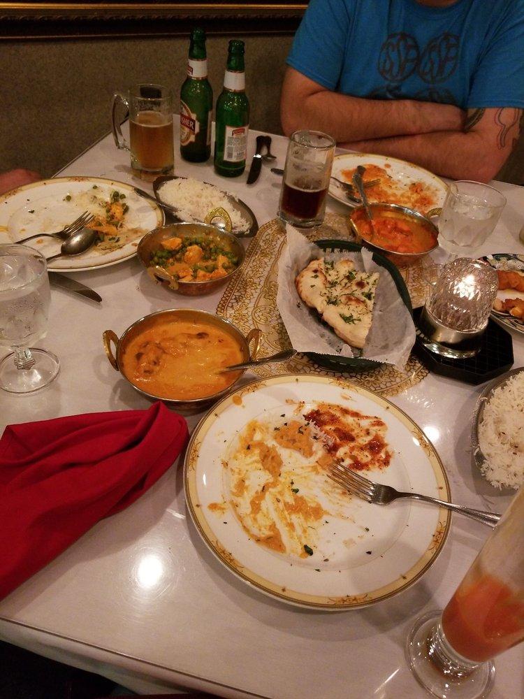 India Garden Restaurant: 207 N Delaware St, Indianapolis, IN