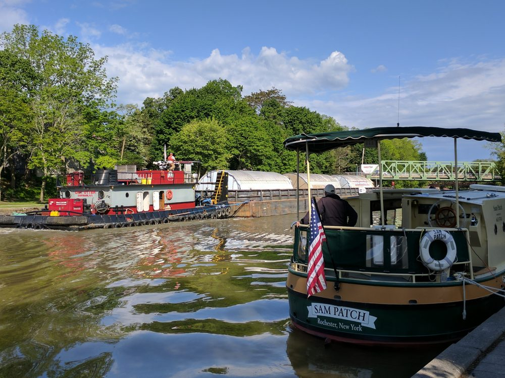 Sam Patch Tour Boat: 12 Schoen Pl, Pittsford, NY