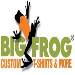 Big Frog Custom T-Shirts & More: 801 Main St, Belmar, NJ