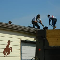 Photo of Excel Roofing - Casper WY United States. Tearing off the old & Excel Roofing - Roofing - 373 Lakeview Dr Casper WY - Phone ... memphite.com