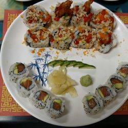 Fortune Garden Restaurant 37 Recensioner Japansk Mat