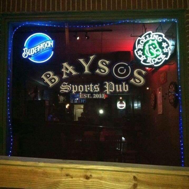 Bayso's Sports Pub: 111 S Hord St, Grayson, KY
