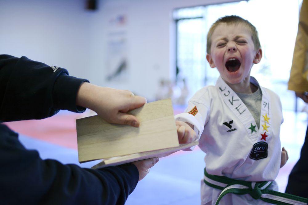 KTigers Taekwondo: 411 W Haycraft Ave, Coeur d'Alene, ID
