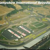Photo Of New Hampshire Motor Speedway Loudon Nh United States Overhead View