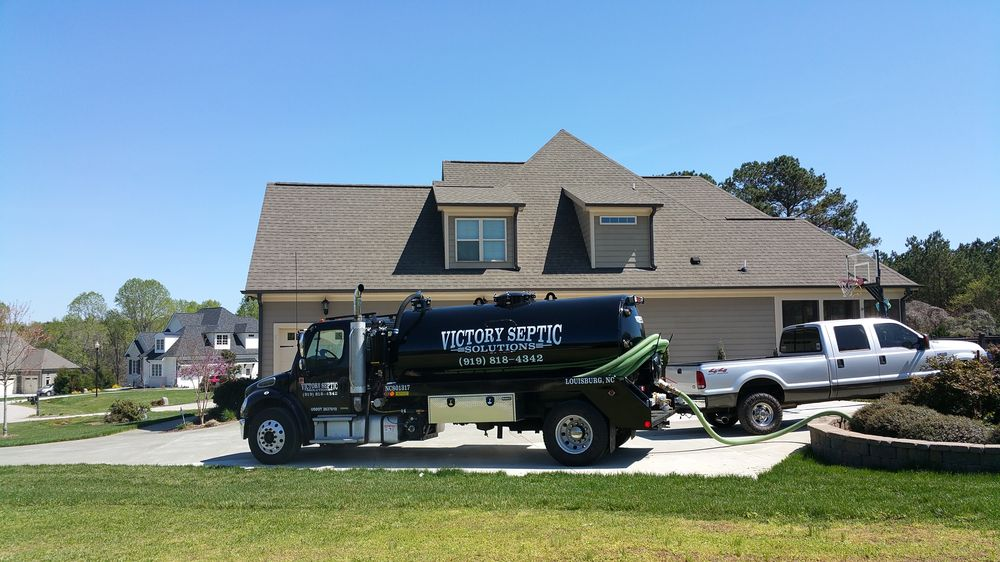 Victory Septic Solutions: 186 Ef Cottrell Rd, Louisburg, NC