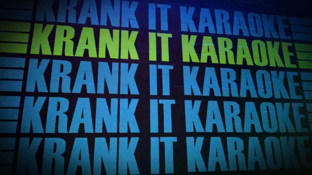 Krank It Karaoke Kafe: 1400 N Scott Ave, Wichita Falls, TX