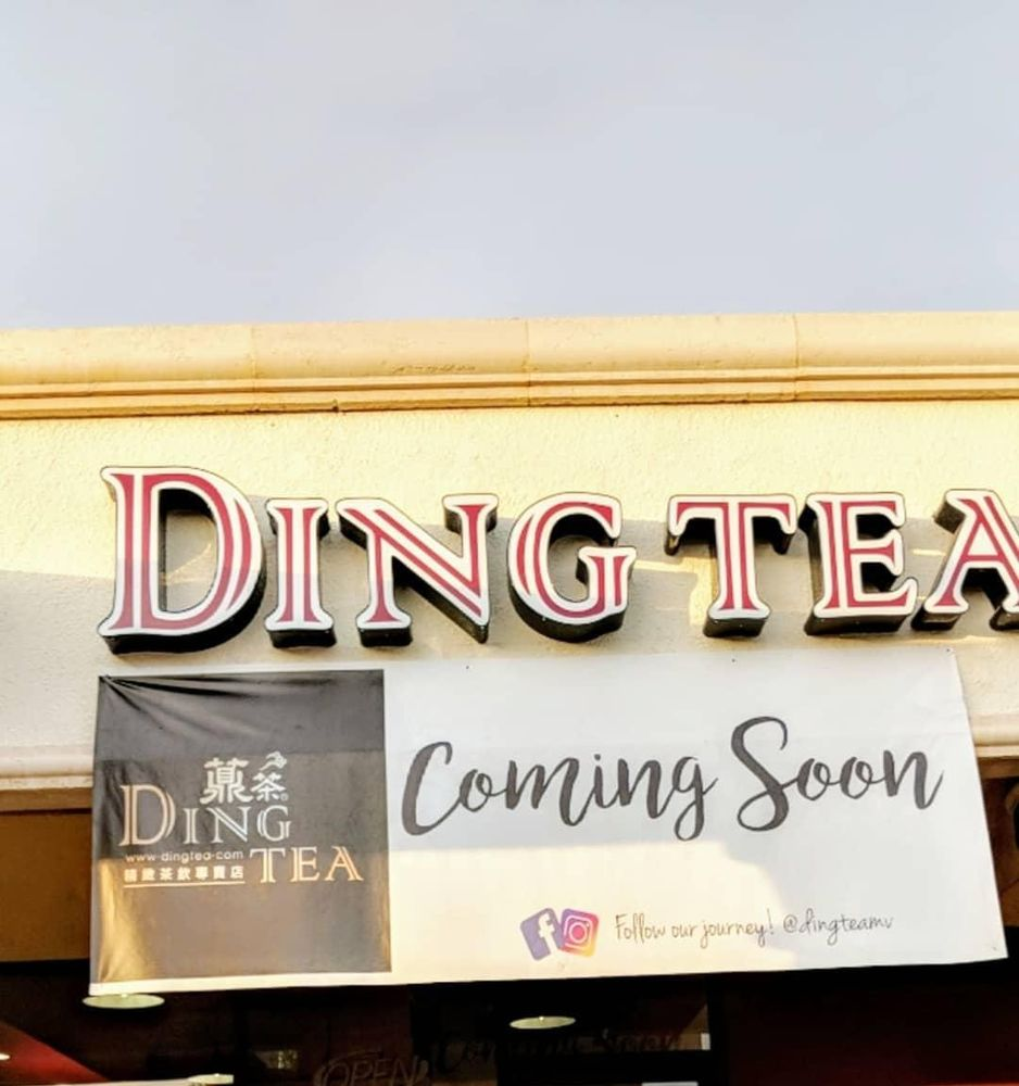 Ding Tea Mission Viejo