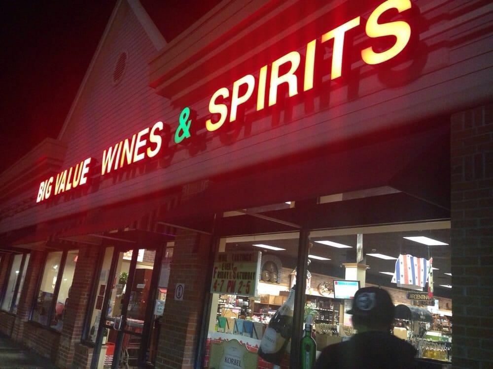 Big Value Wine & Spirits: 374 Windsor Highway Rte 32, Vails Gate, NY