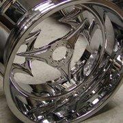 Atlas Chrome Plating - 13 Photos - Wheel & Rim Repair - 8303