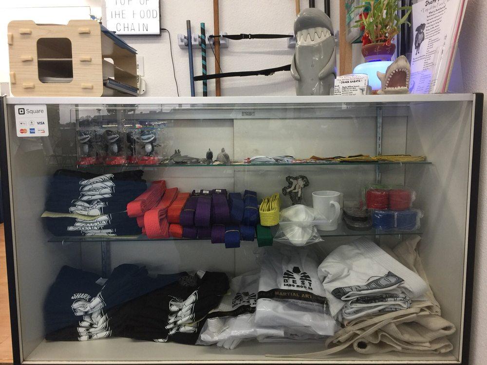 Shark karate: 9433 Alondra Blvd, Bellflower, CA