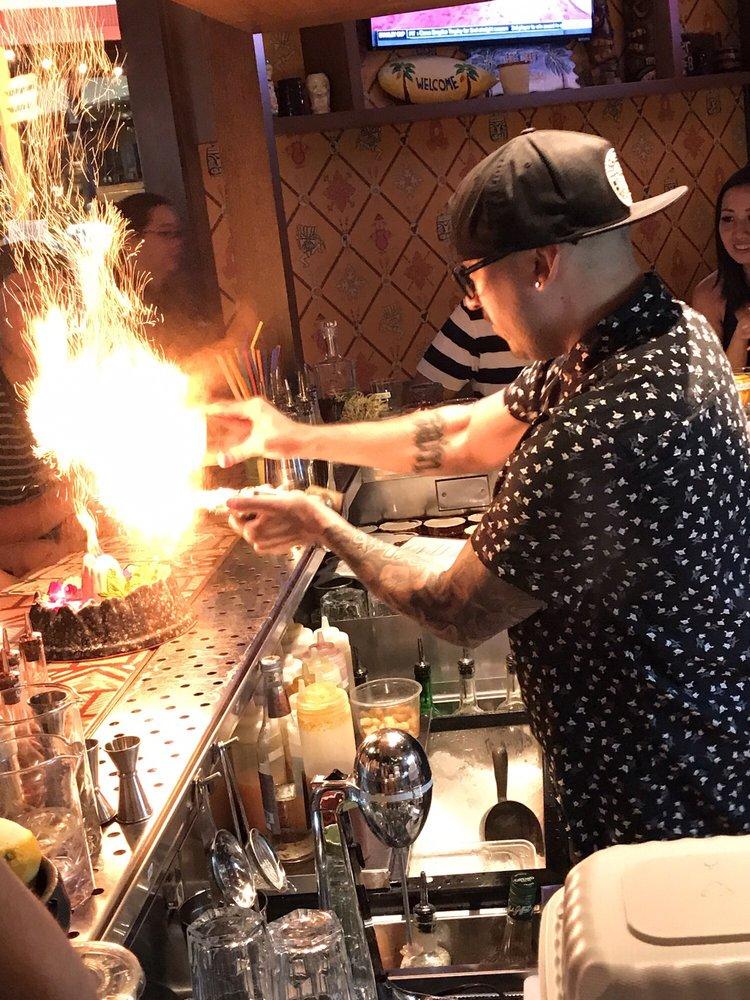 Wake up! The Tiki Bowl is on fire. Abandon Ship. - Yelp - photo#14