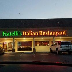 Fratelli S Italian Restaurant Barboursville Wv
