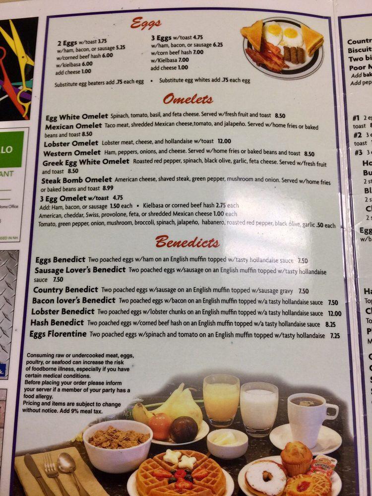 Jaffrey's Country Cafe: 80 Peterborough St, Jaffrey, NH