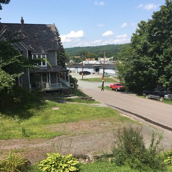 Photo Of Hotel Wayne Honesdale Pa United States A View The